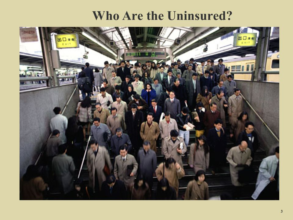 Who Are the Uninsured 3