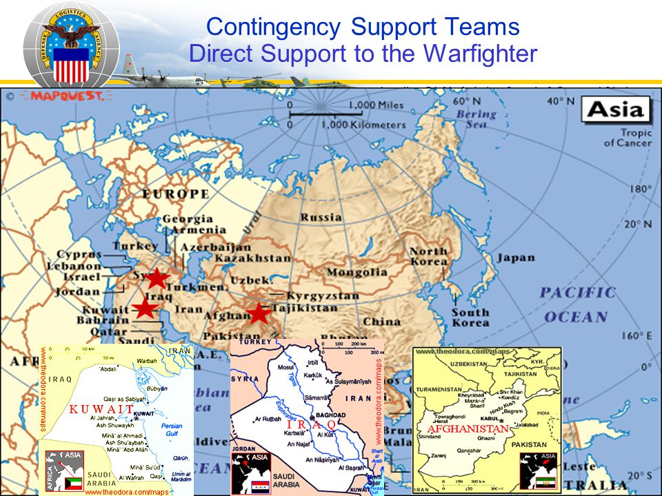 Contingency Support Teams Direct Support to the Warfighter