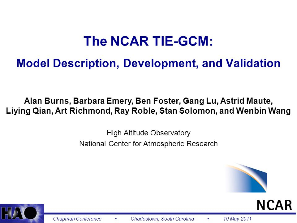 The NCAR TIE-GCM: Model Description, Development, and Validation