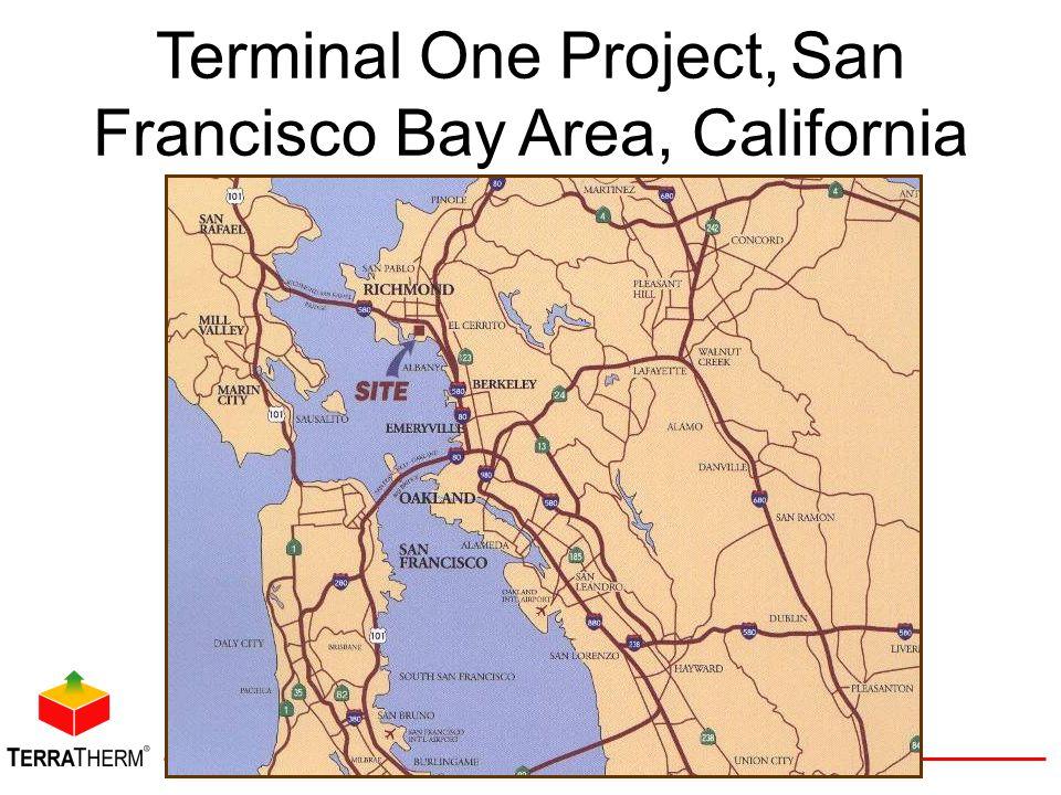 Terminal One Project, San Francisco Bay Area, California