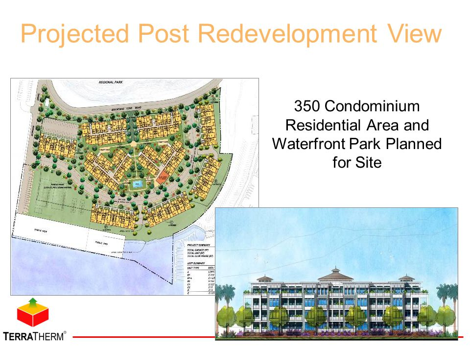 Projected Post Redevelopment View