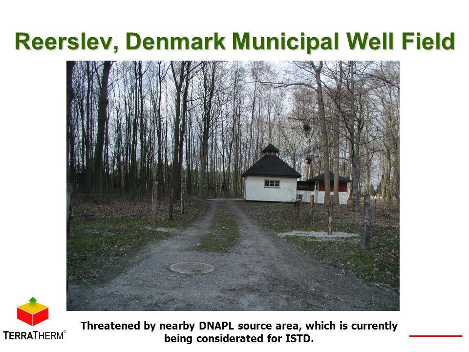 Reerslev, Denmark Municipal Well Field