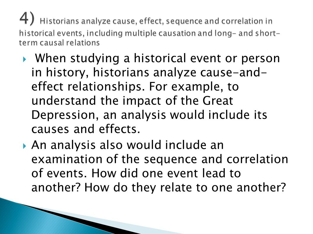write a cause and effect essay discussing a historical event 100 cause and effect essay topics updated on april 10 see how to write a cause essay history and world events topics.