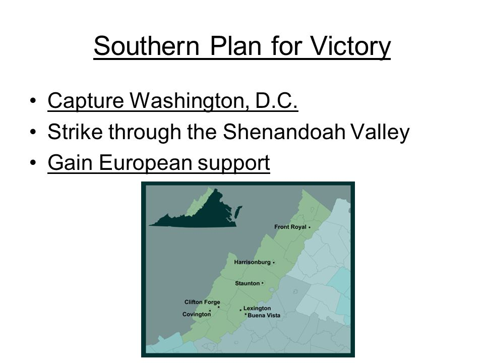 Southern Plan for Victory