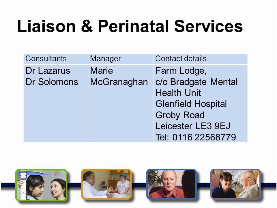 Liaison & Perinatal Services