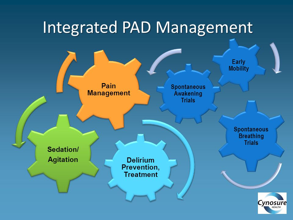 Integrated PAD Management