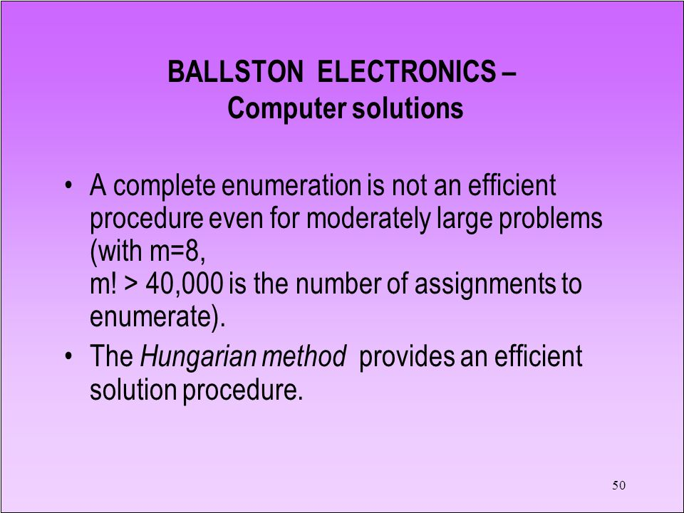 BALLSTON ELECTRONICS – Computer solutions