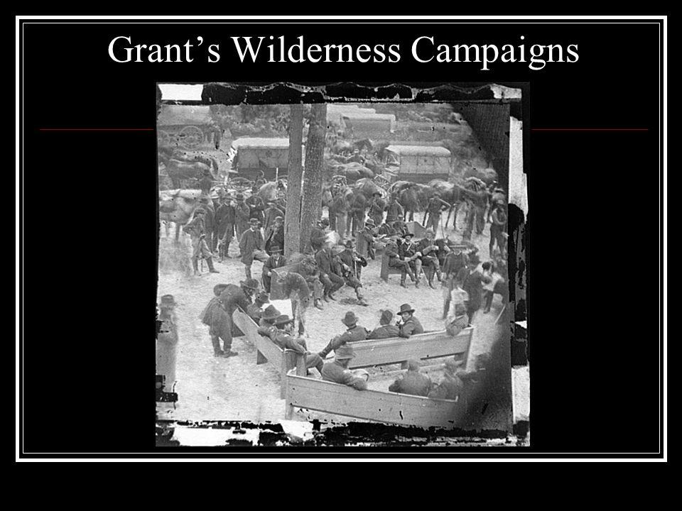 Grant's Wilderness Campaigns