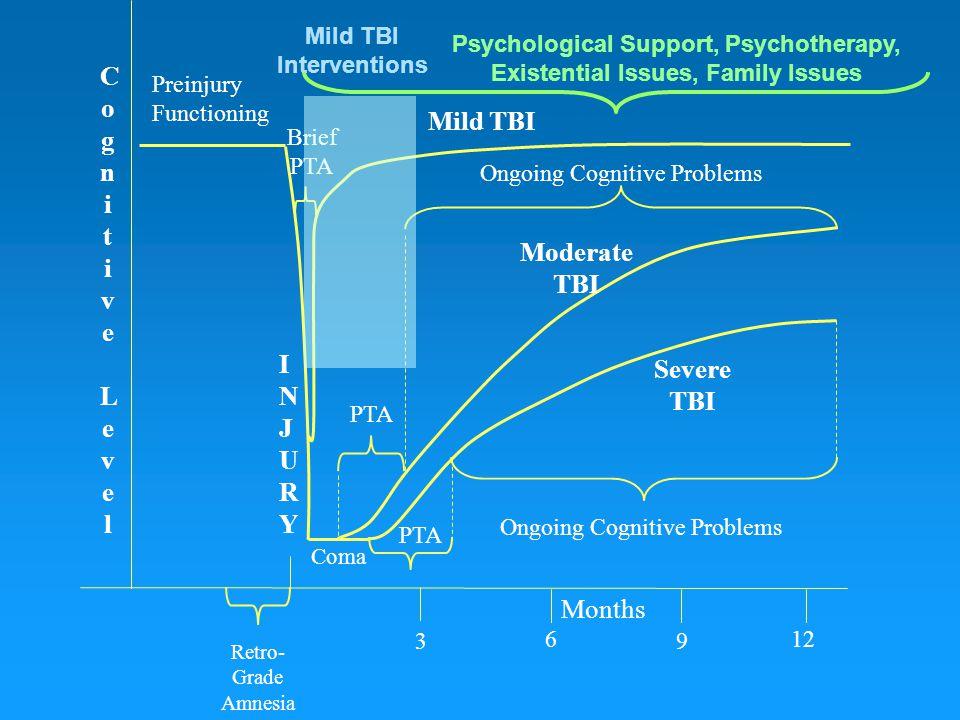 Mild TBI Interventions