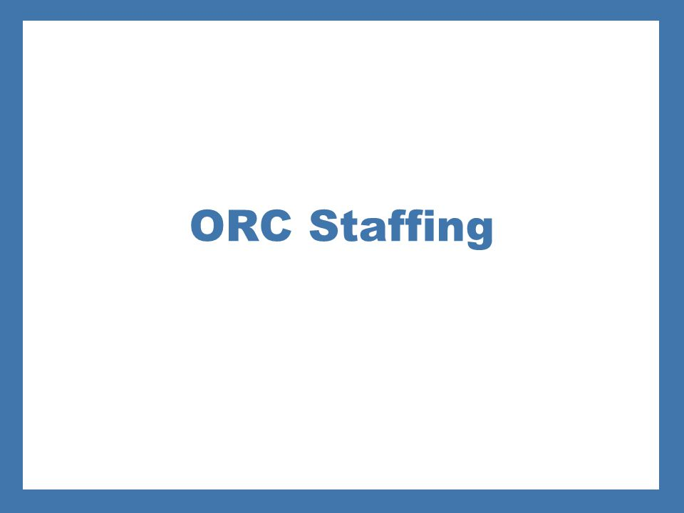 ORC Staffing