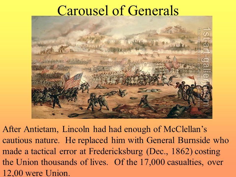 Carousel of Generals