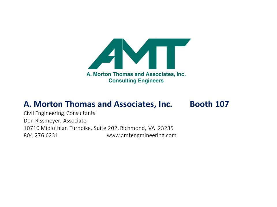 A. Morton Thomas and Associates, Inc