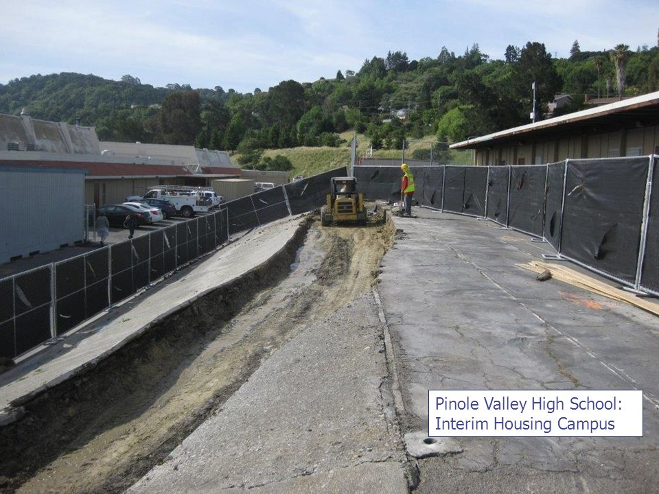 Pinole Valley High School: Interim Housing Campus