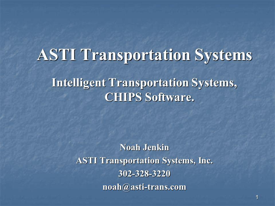 ASTI Transportation Systems