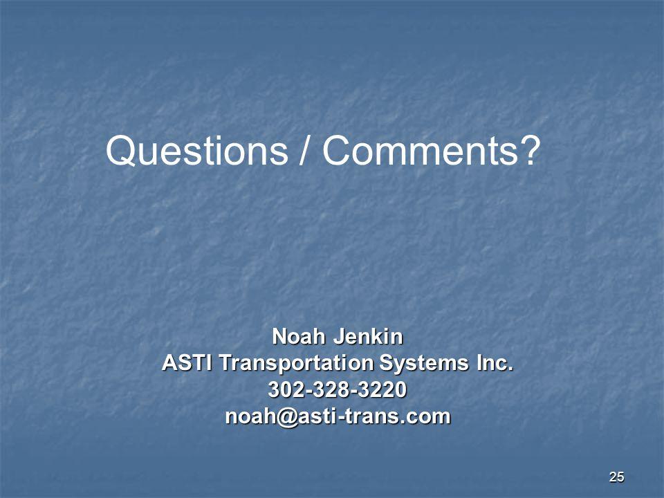 ASTI Transportation Systems Inc.