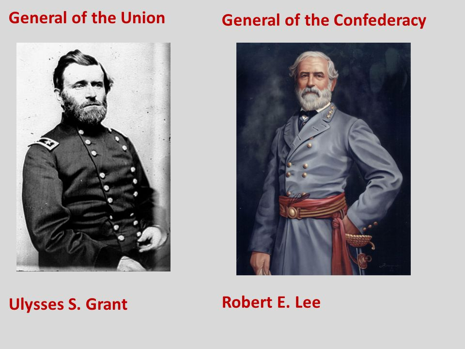 General of the Confederacy
