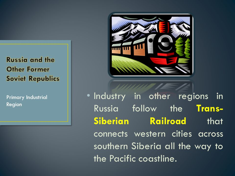 Russia and the Other Former Soviet Republics
