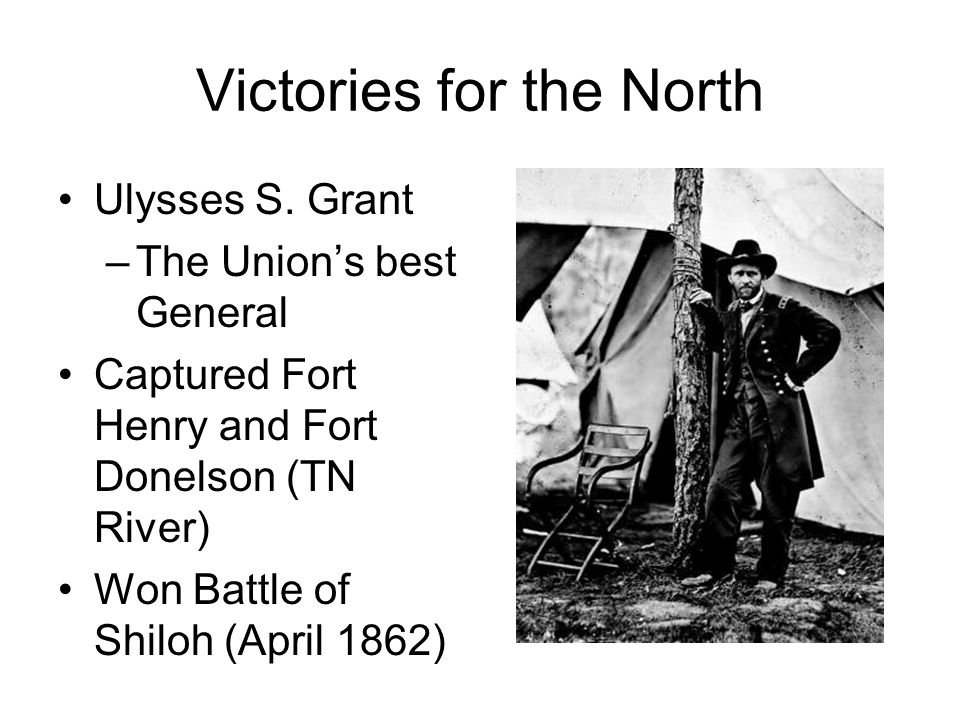 Victories for the North