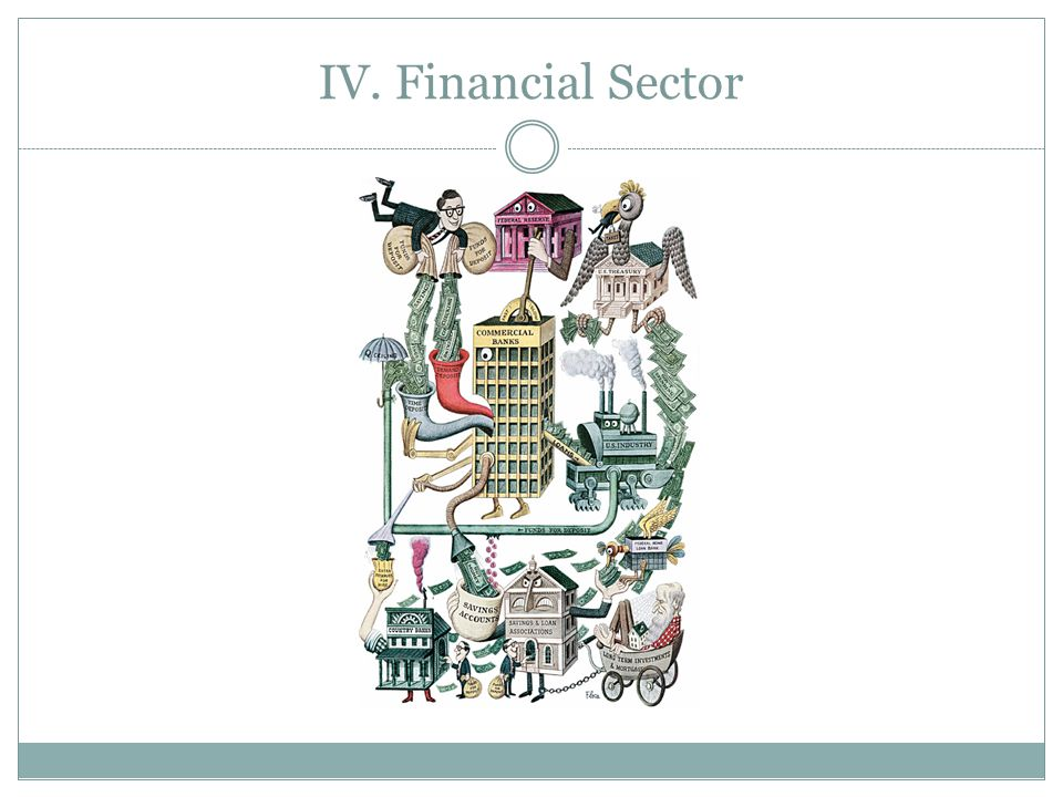 IV. Financial Sector