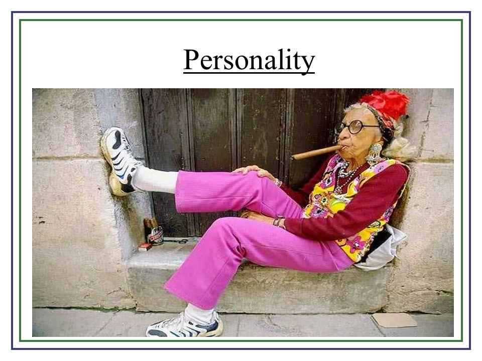 Personality Jill