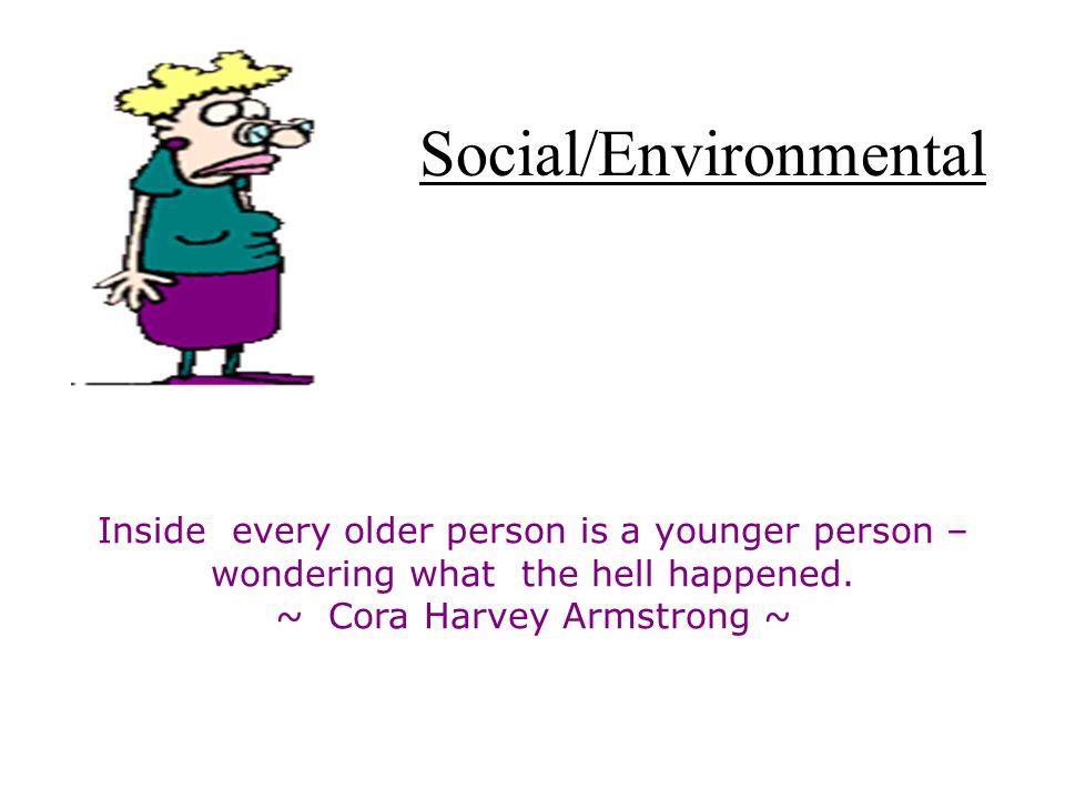 Social/Environmental