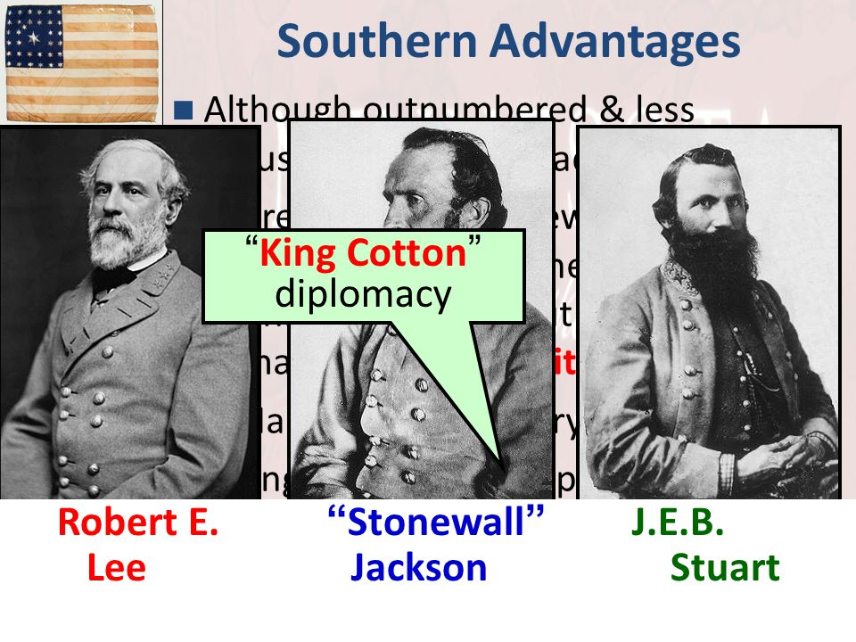King Cotton diplomacy