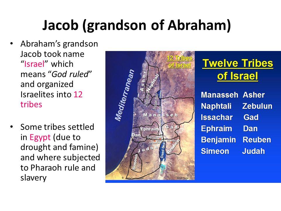 Jacob (grandson of Abraham)