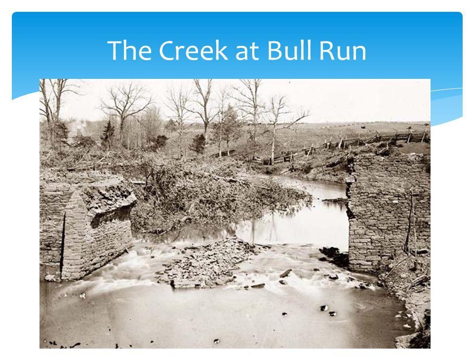 The Creek at Bull Run