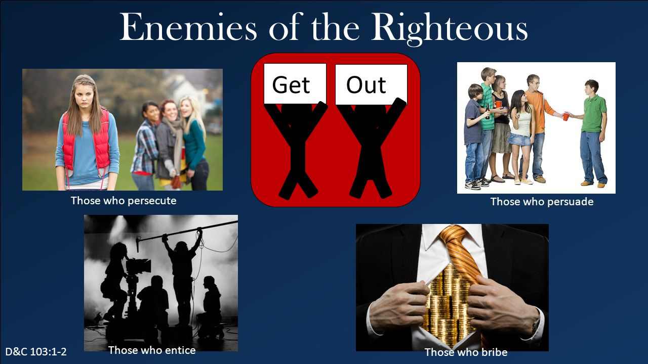 Enemies of the Righteous