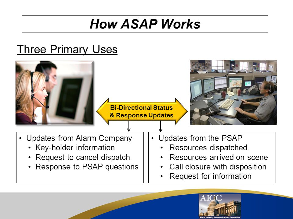 Bi-Directional Status & Response Updates