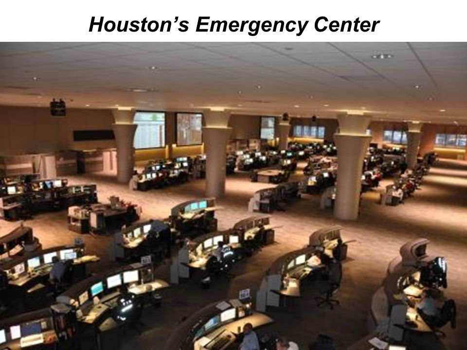 Houston's Emergency Center