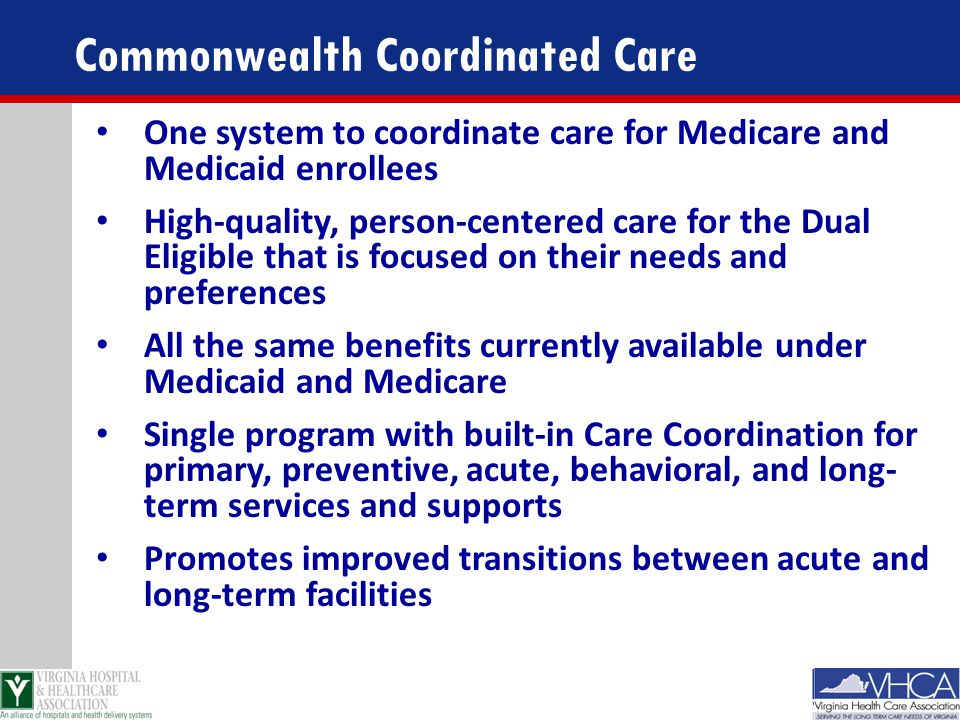Commonwealth Coordinated Care