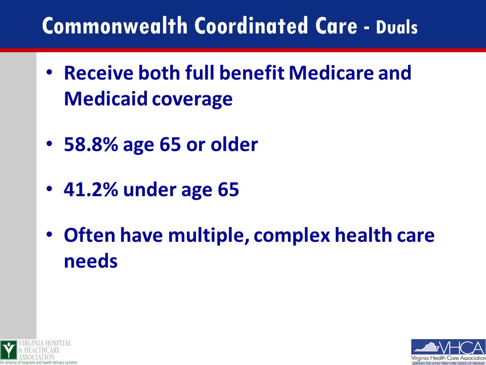 Commonwealth Coordinated Care - Duals