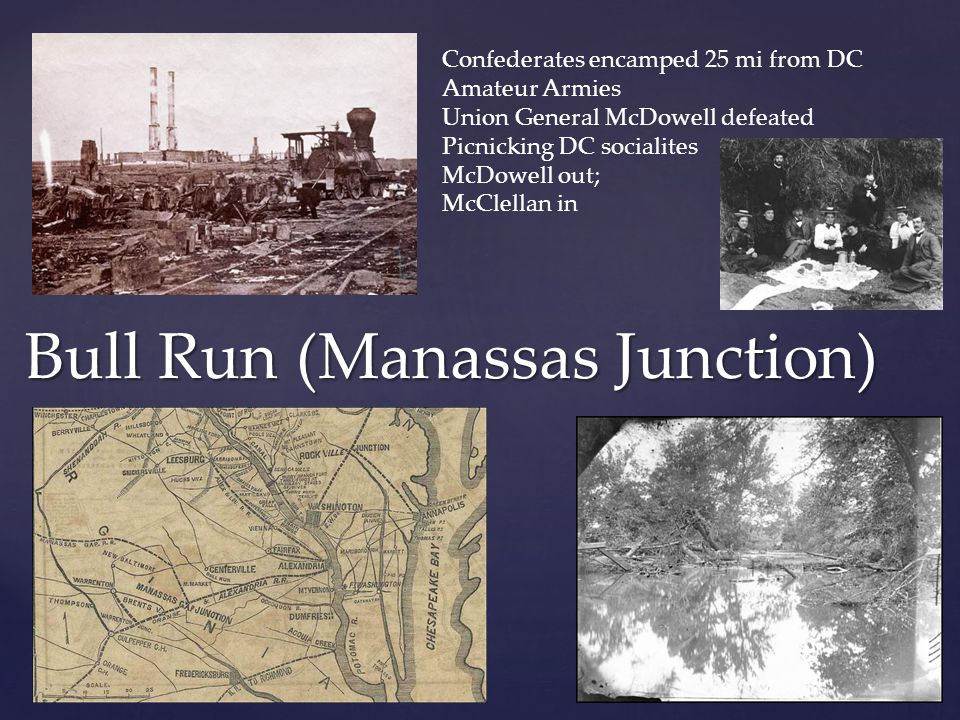 Bull Run (Manassas Junction)
