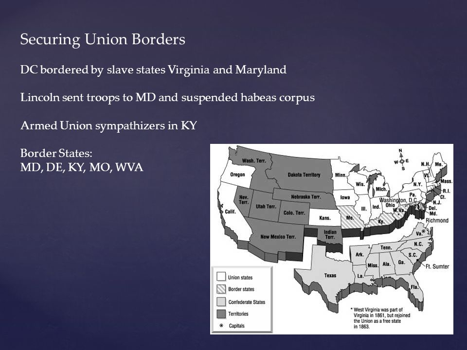 Securing Union Borders
