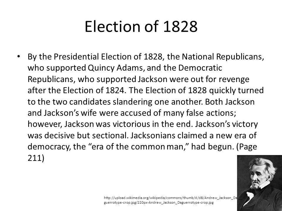 United States presidential election, 1824