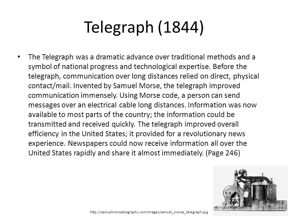 Telegraph (1844)
