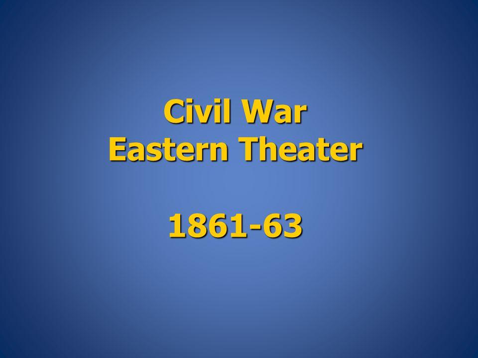 Civil War Eastern Theater 1861-63