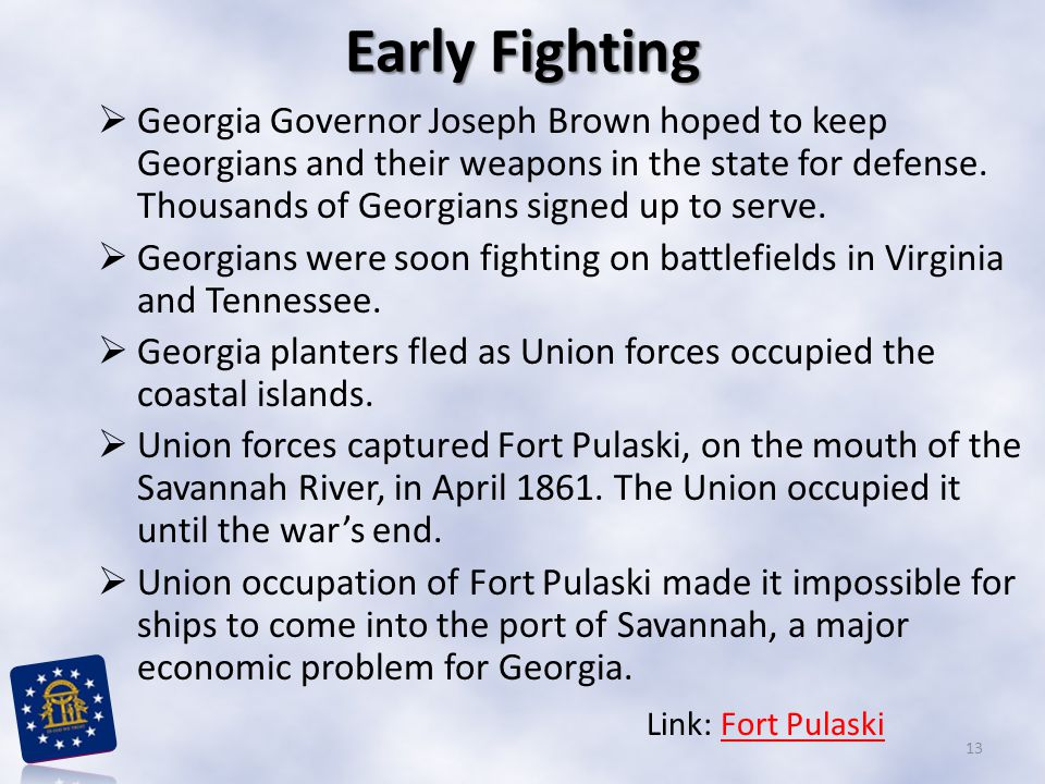 Early Fighting