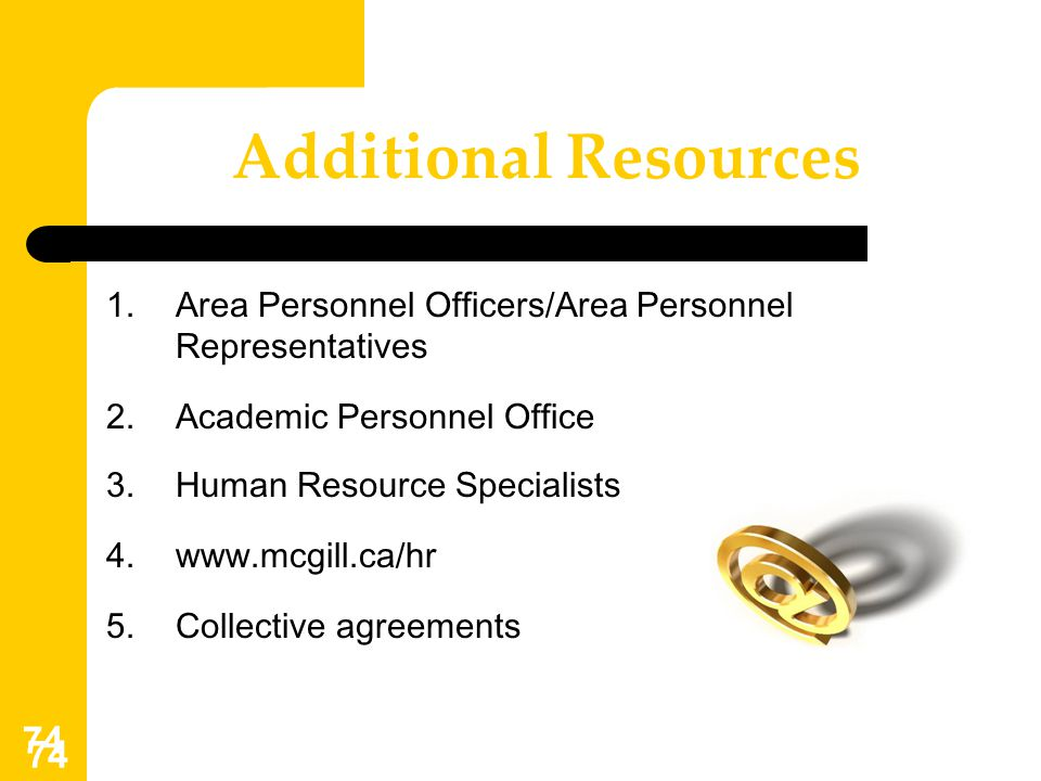 Additional Resources Area Personnel Officers/Area Personnel Representatives. Academic Personnel Office.