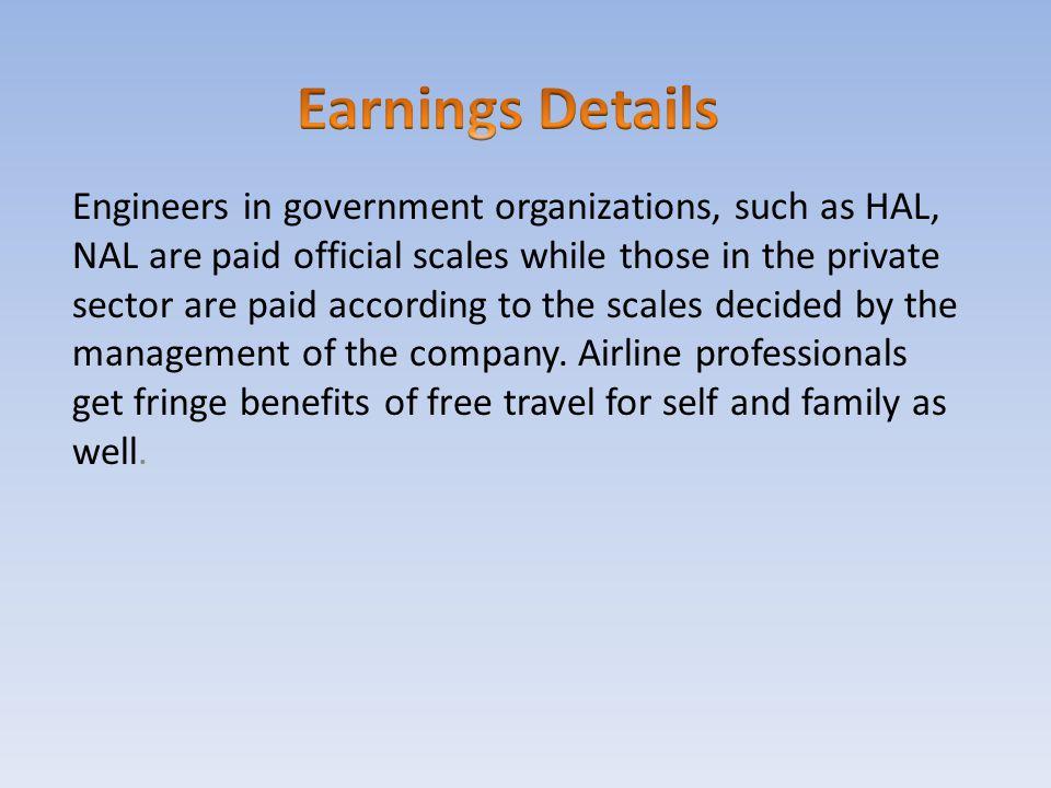 Earnings Details