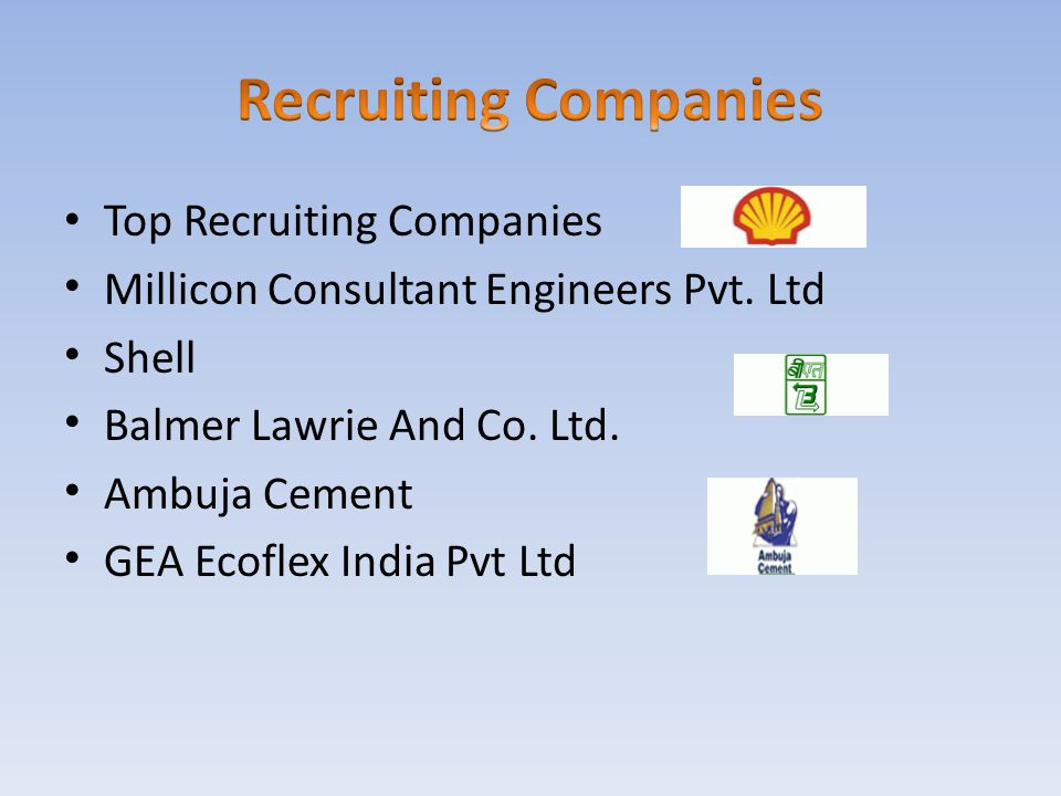 Recruiting Companies Top Recruiting Companies