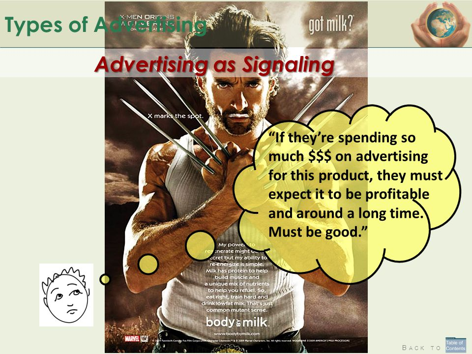 Advertising as Signaling