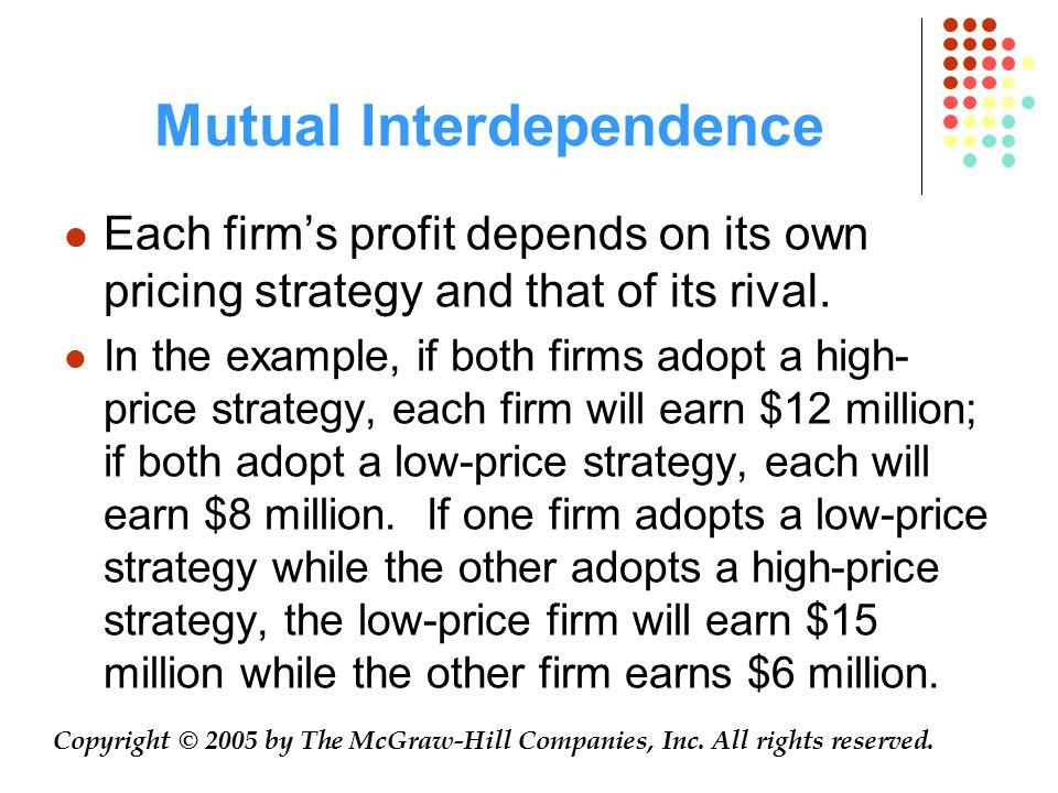 Mutual Interdependence