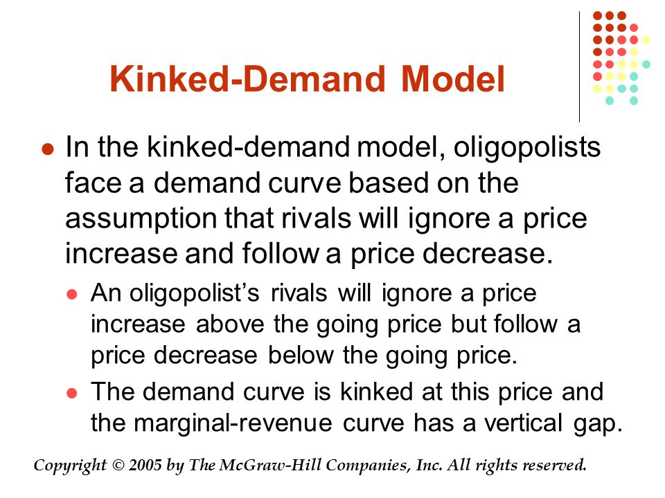 Kinked-Demand Model