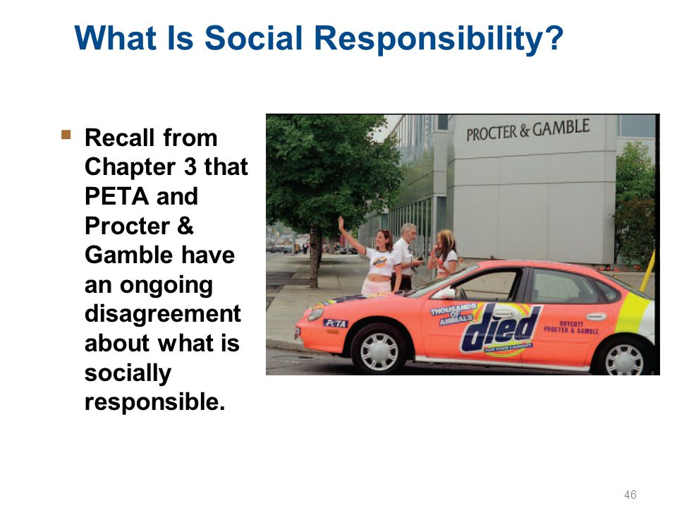 What Is Social Responsibility