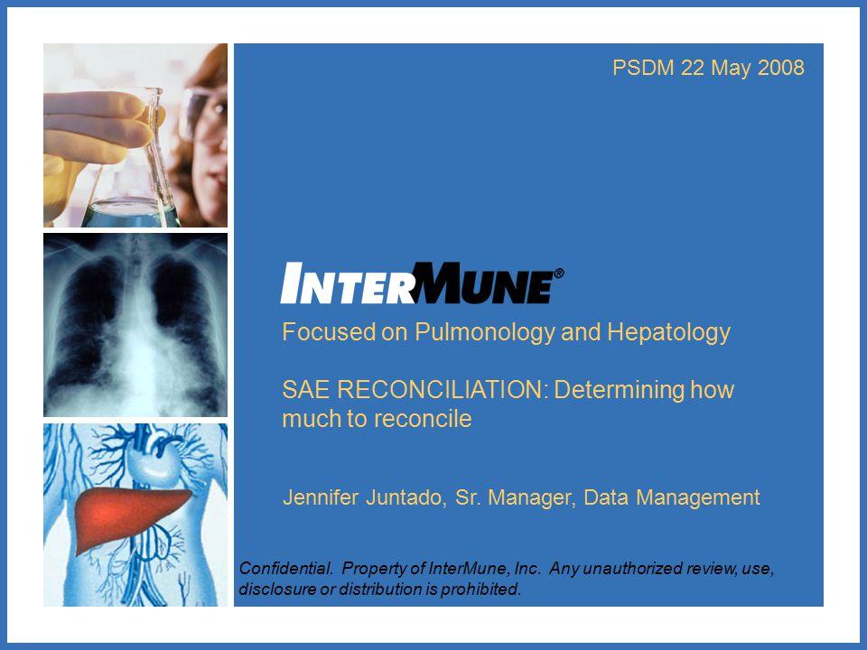 Focused on Pulmonology and Hepatology