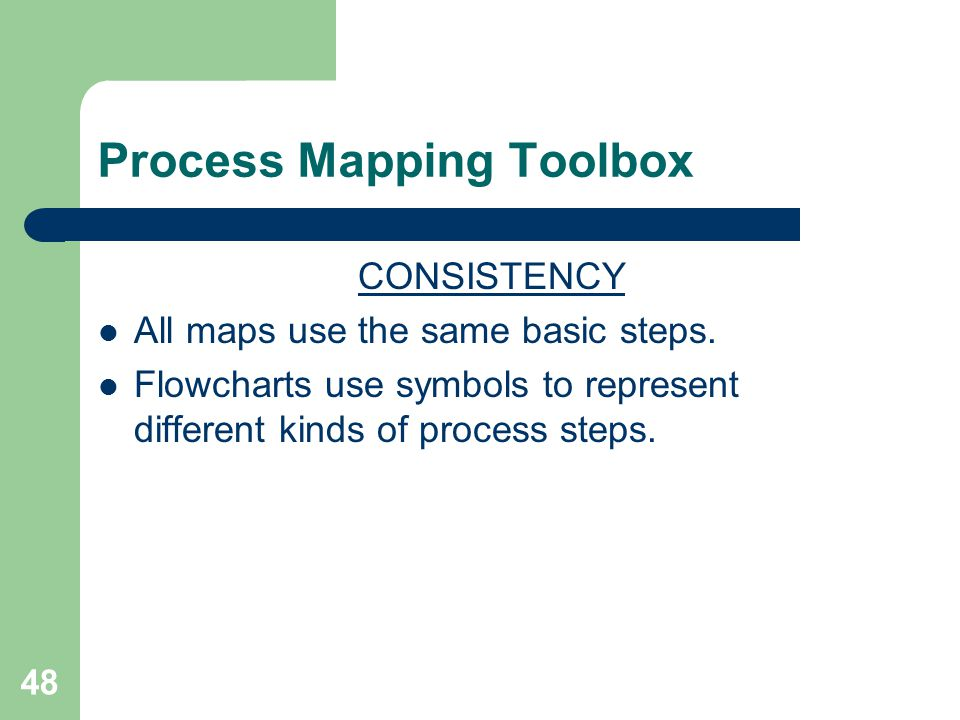 Process Mapping Toolbox