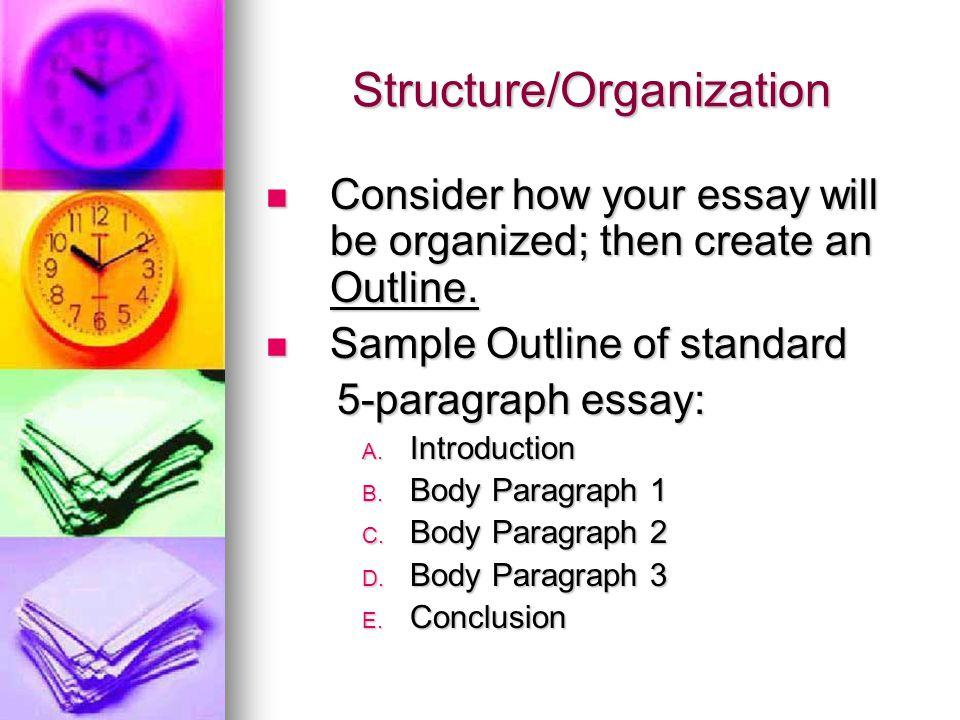 Structure/Organization