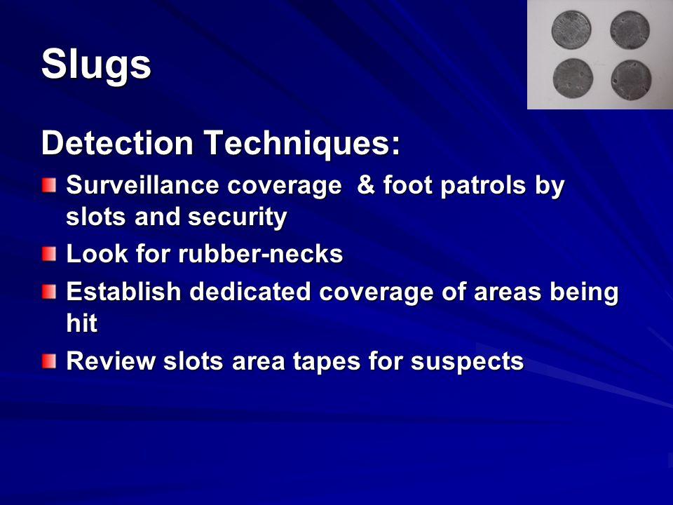 Slugs Detection Techniques: